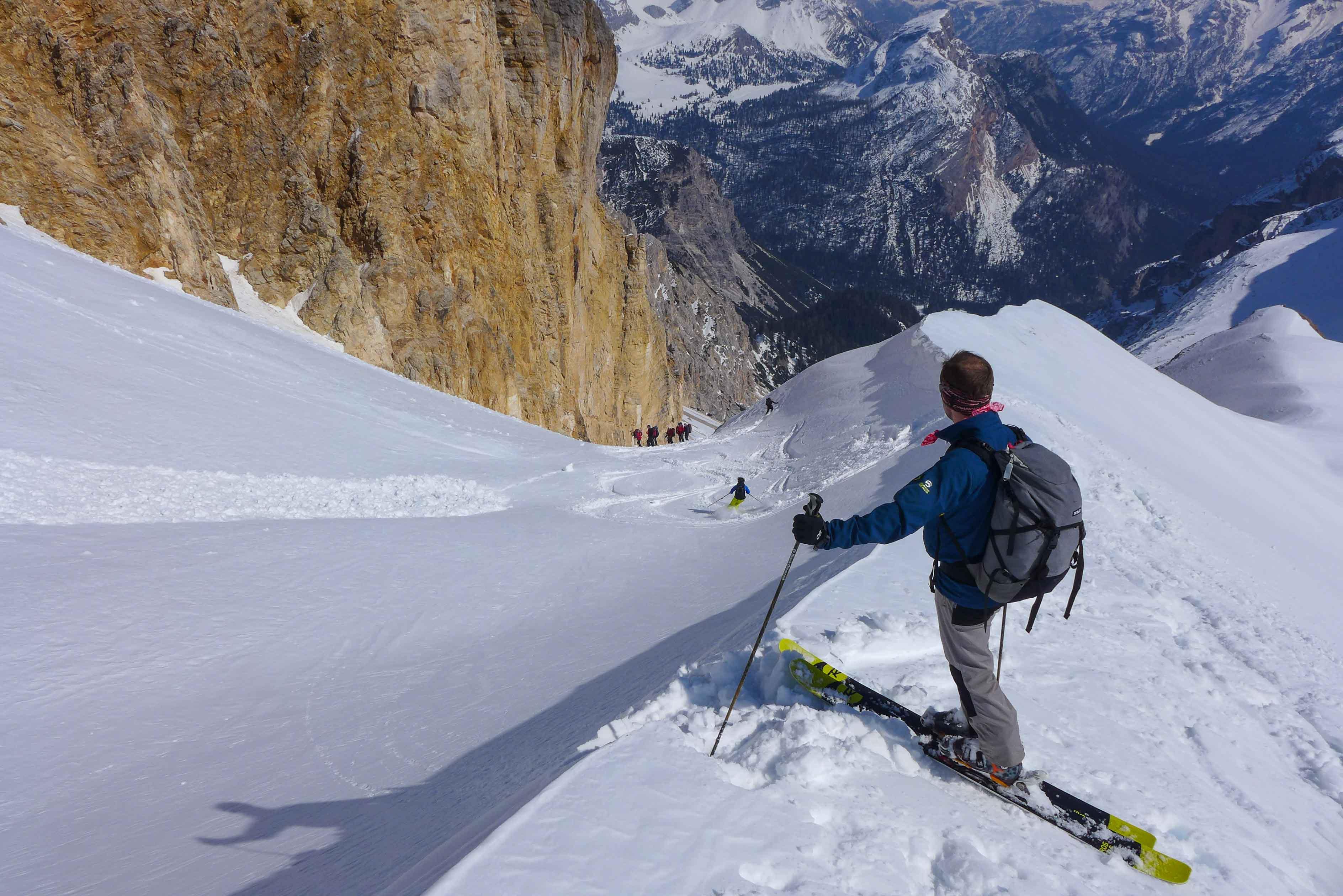 Dolomites Traverse