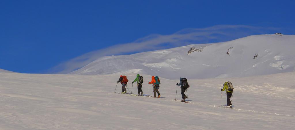 Russia Elbrus