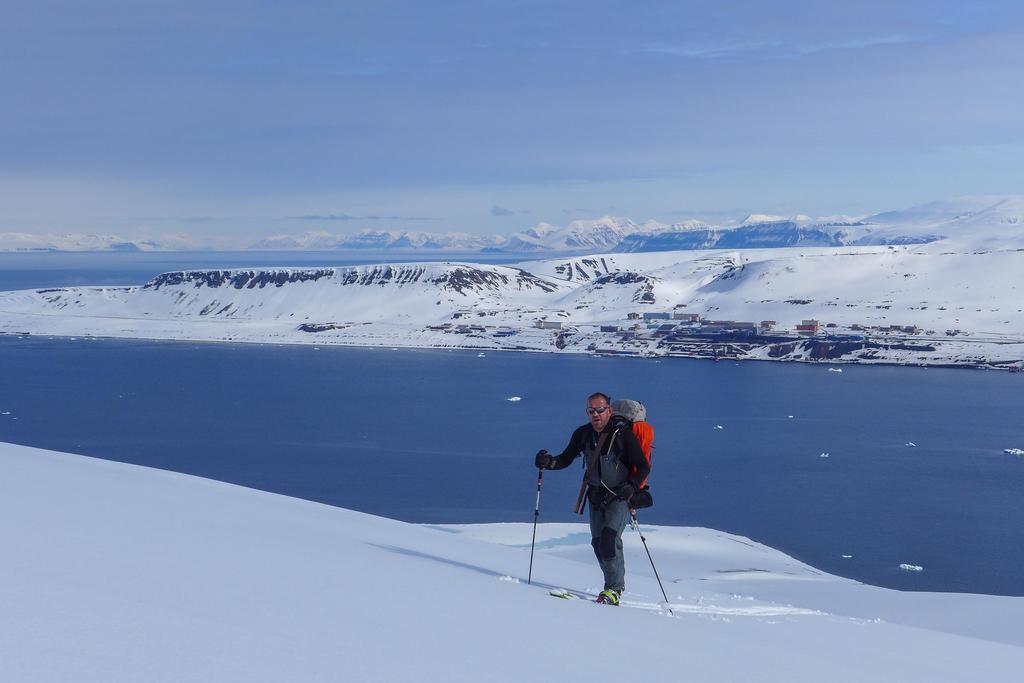 Sail Ski Spitsbergen