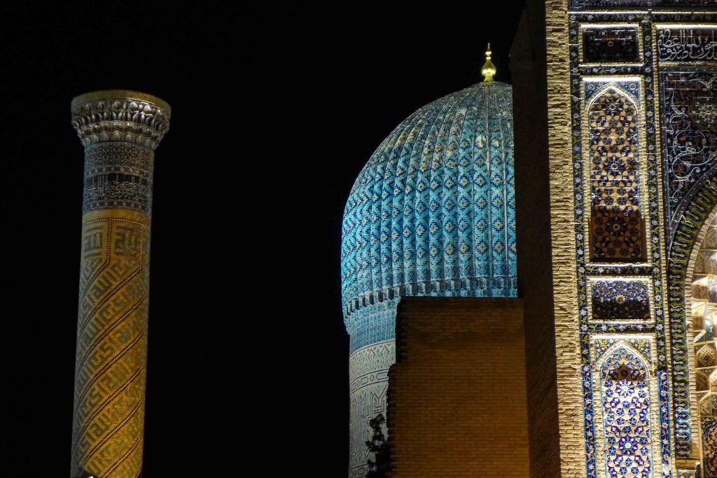 Uzbekistan Powder Tour