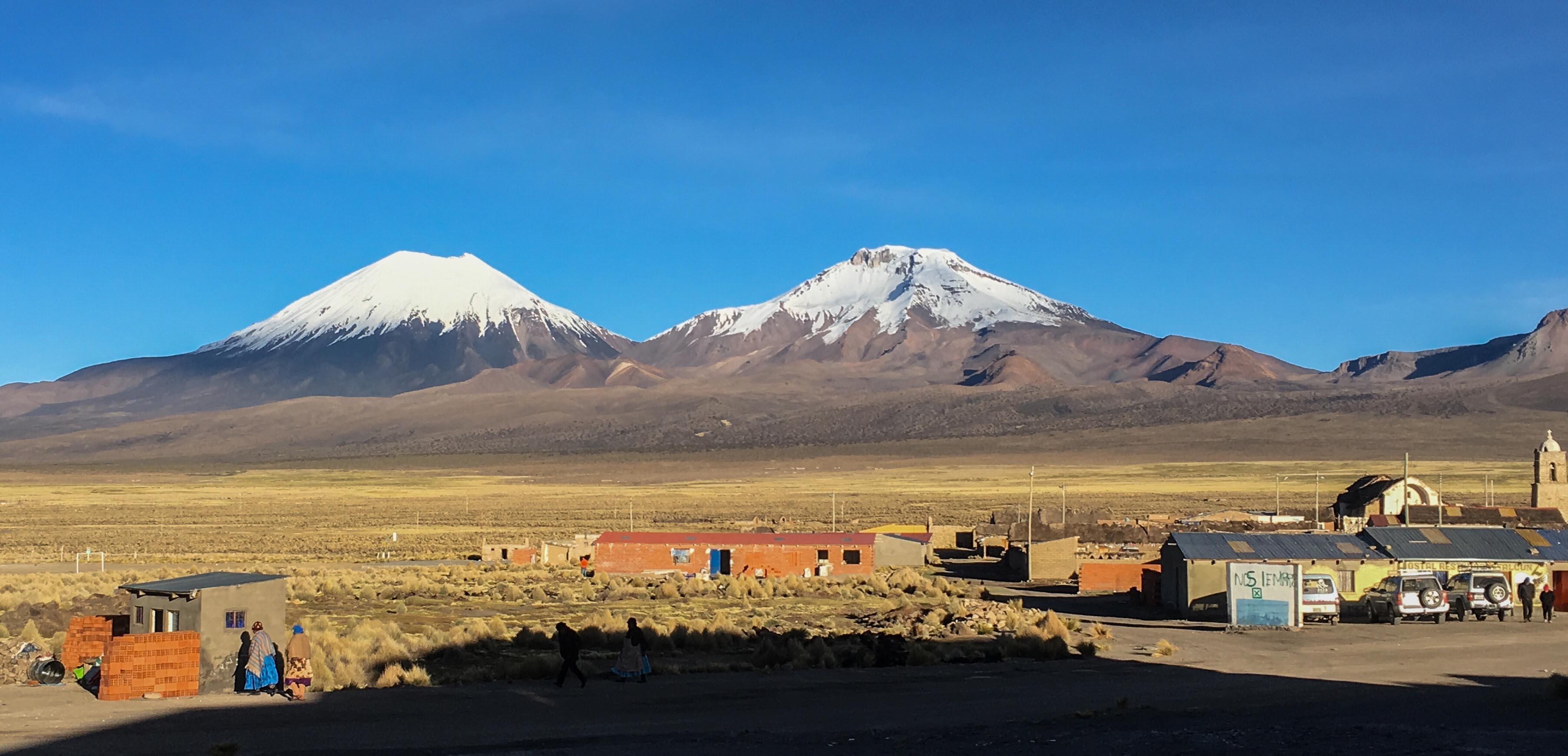 Bolivia 5000+