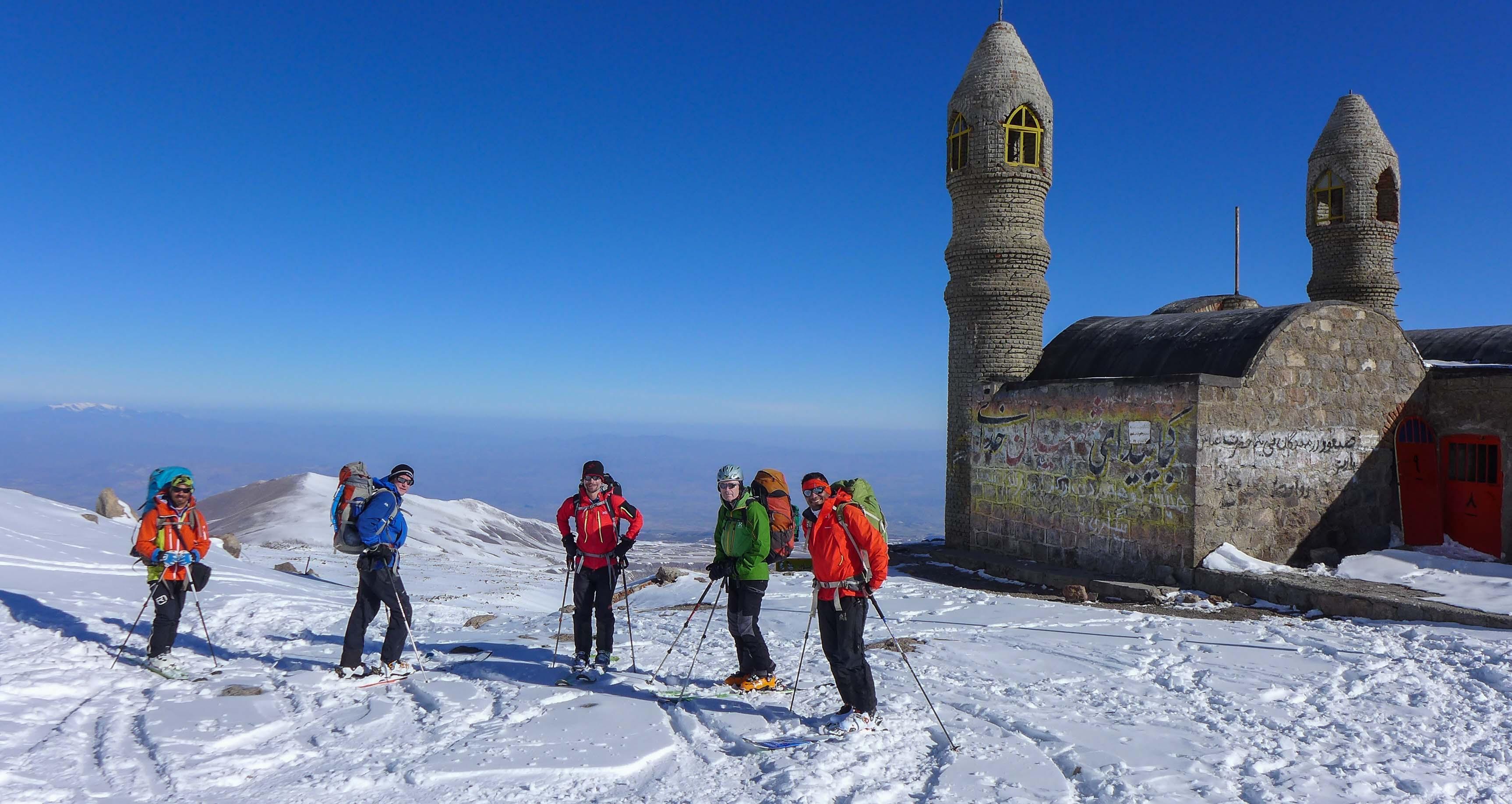 Iran Azeri Ski