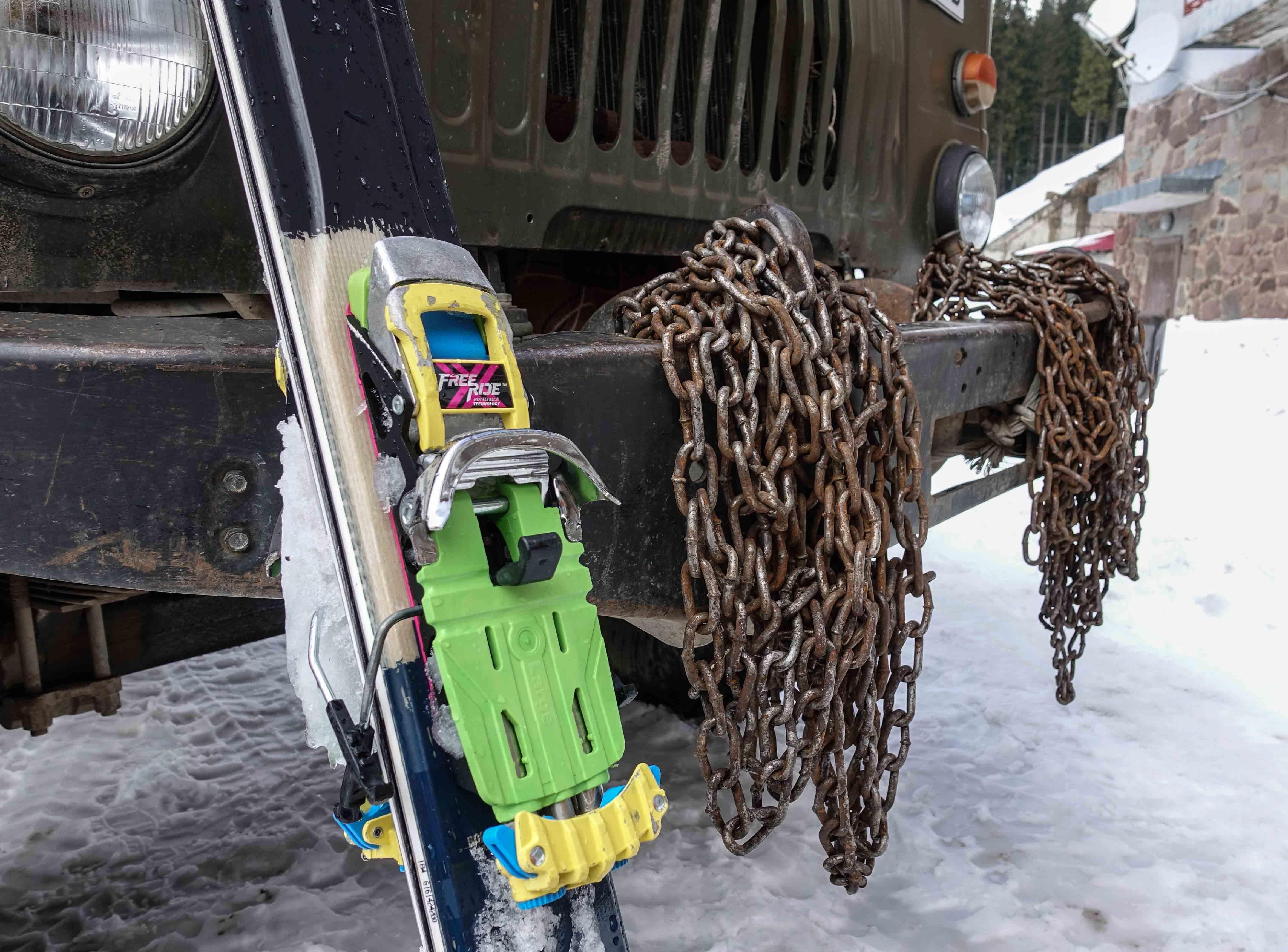 Ukraine Telemark