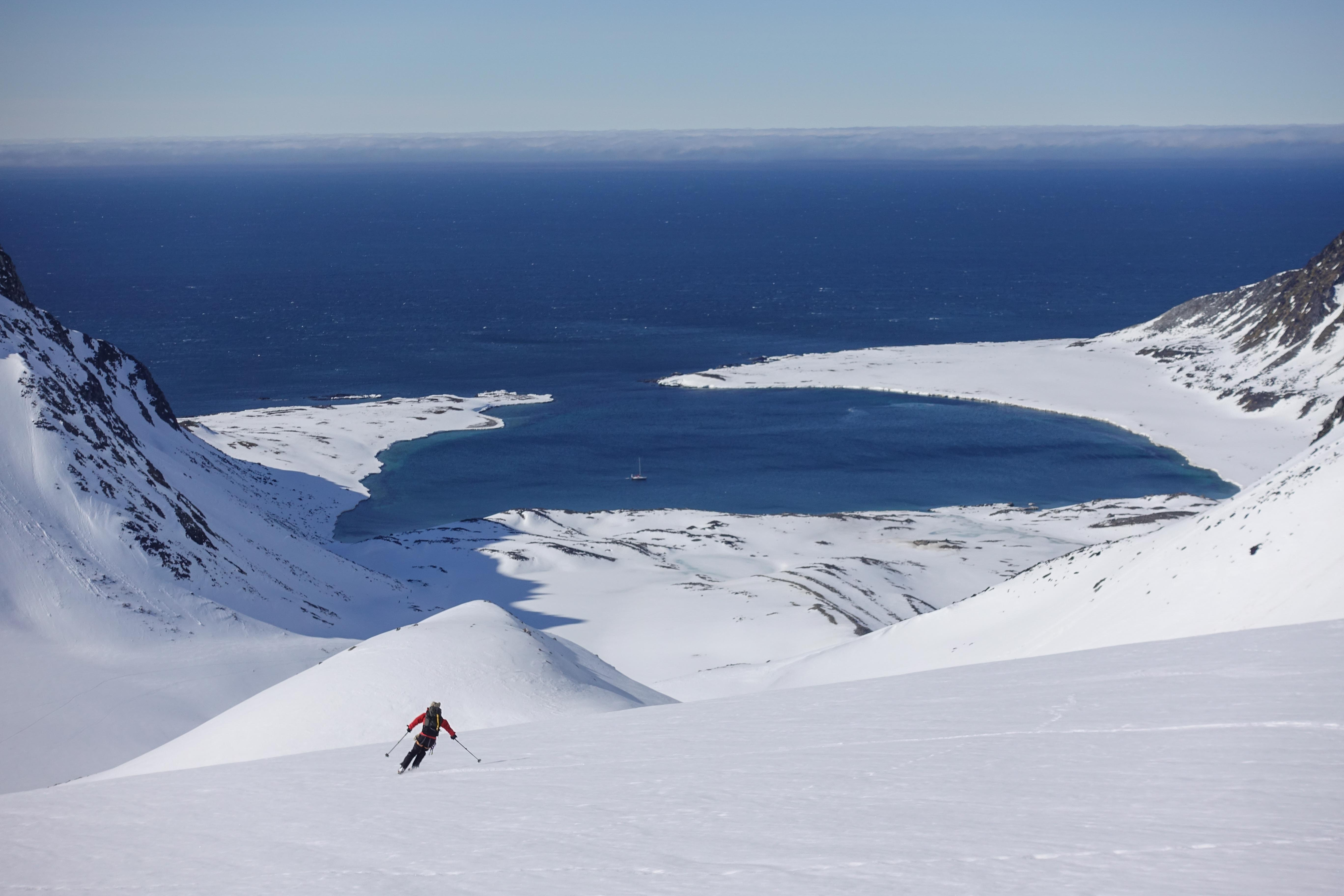 79°39'N Spitsbergen