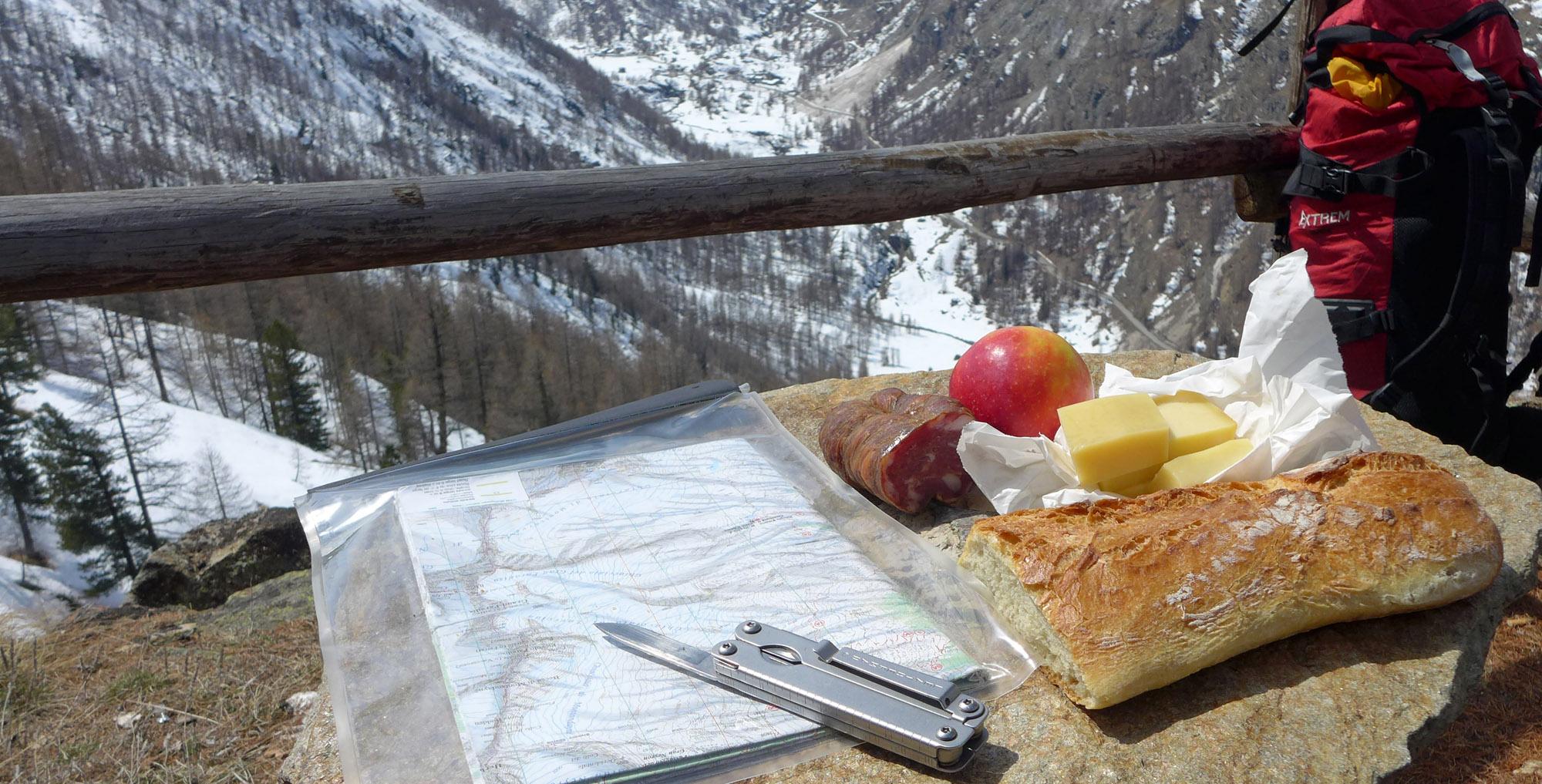 Italy Val d'Aoste