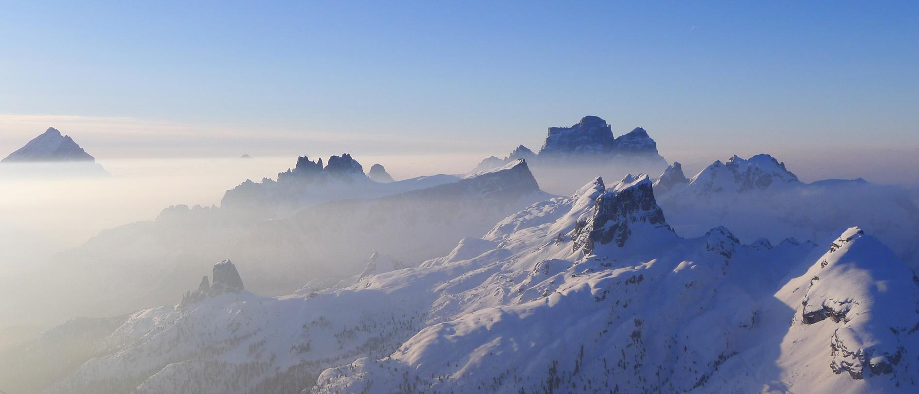 Dolomites Alta Via