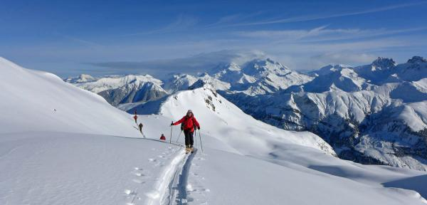 Beaufortain Chamonix